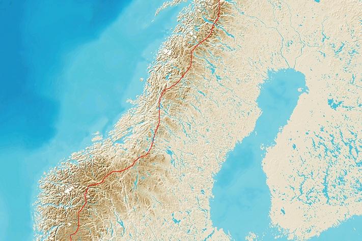 Nordryggen