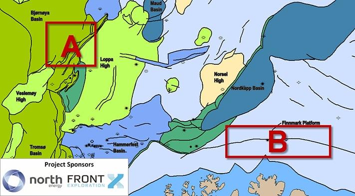 Ny høyoppløselig seismikk er samlet inn i to områder i Barentshavet.