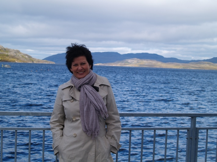 Helga Pedersen, parlamentarisk leder i Arbeiderpartiet, fremholder at bergverksnæringen er en fremtidsnæring som gir både lokal og nasjonal identitet. Foto: Halfdan Carstens