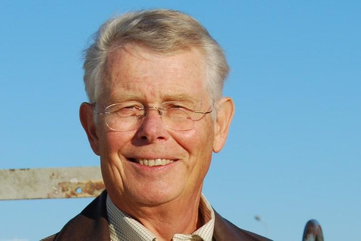 Knut Åm, med utdannelse fra Institutt for geologi ved NTH og mange år i oljebransjen, har vært leder for Utvinningsutvalget som ble opprettet i februar i år. Foto: Anne Kristine Børresen