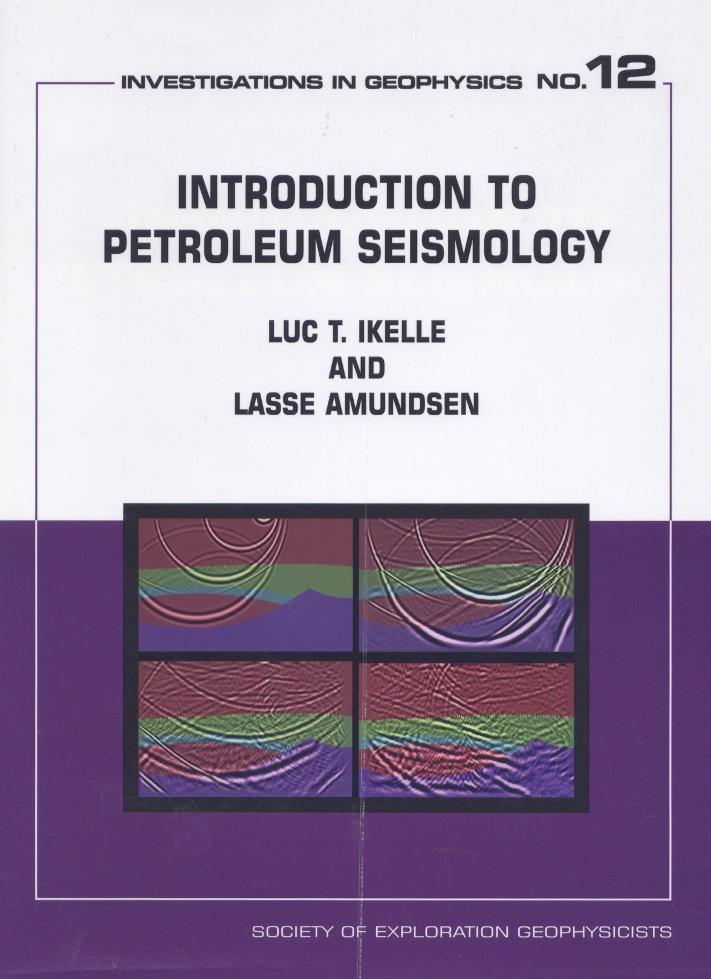 Lasse Amundsen er medforfatter på en tungvekter av en lærebok i petroleumsgeofysikk som nå benyttes mye på universiteter rundt omkring i verden.