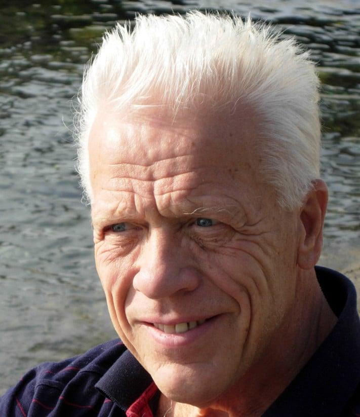 Jan Mangerud, professor emeritus, Universitetet i Bergen. Foto: Marte Mangerud