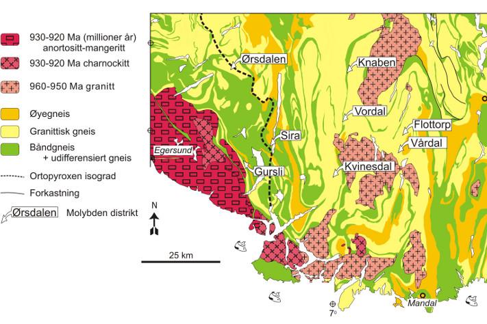 knaben kart Geo365 | Fra gruvedrift til geoturisme