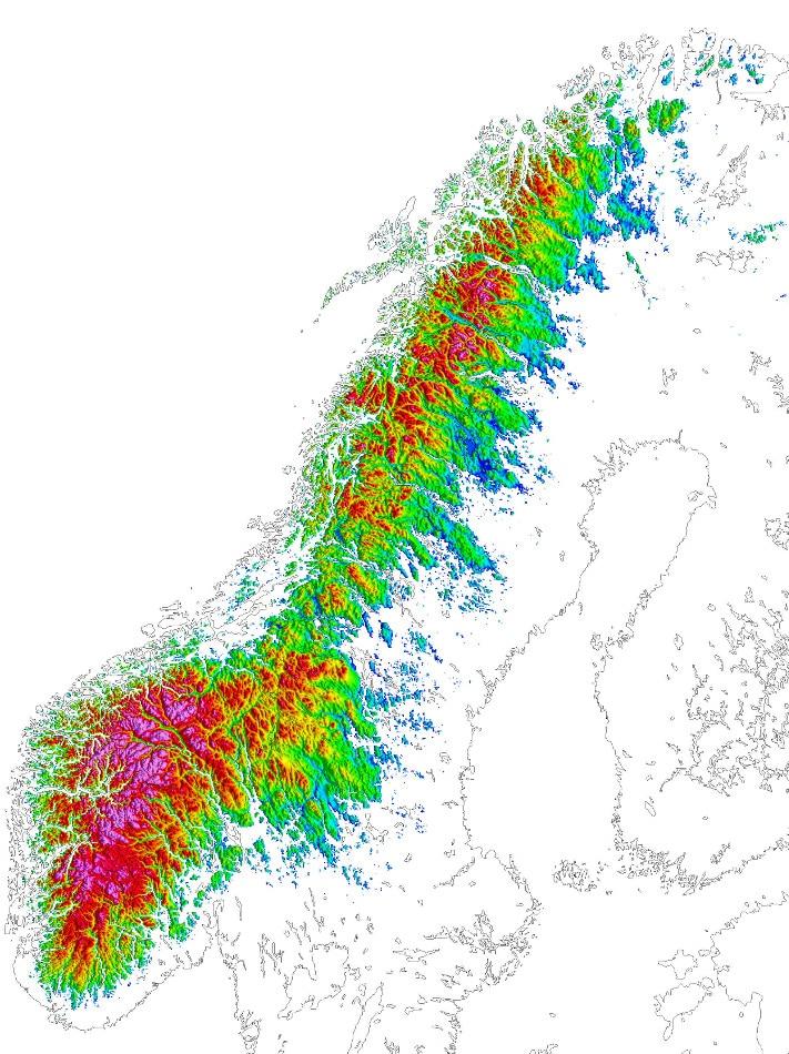 711x474_Norgeskart over 400 meter