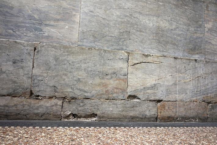 København-Marmorkirken-grunnmuren-Gjellebekkmarmor-DSC01170