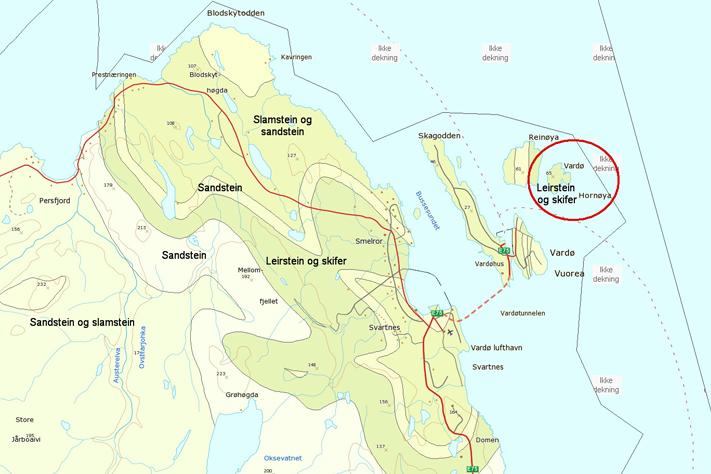 Geologisk kart