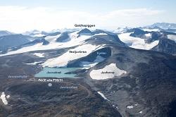Fant Norges eldste is