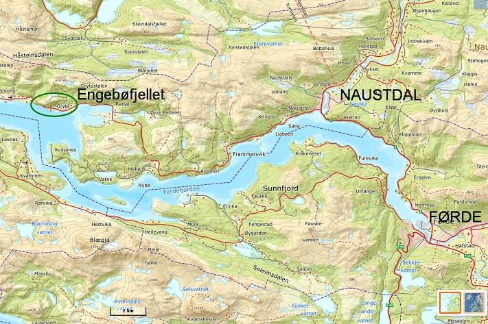 engebøfjellet kart Geo365   Fra prosjekt til langsiktig eksportindustri engebøfjellet kart