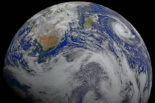 Jorda blir til
