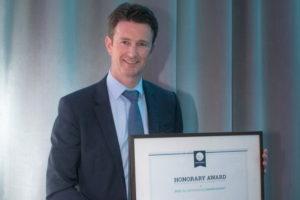 Honorary Award for GeoStreamer